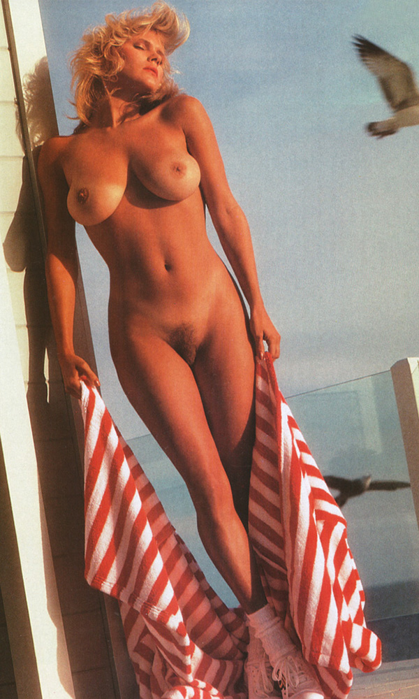 Jacqueline Sheen, Miss July 1990, Playboy Playmate