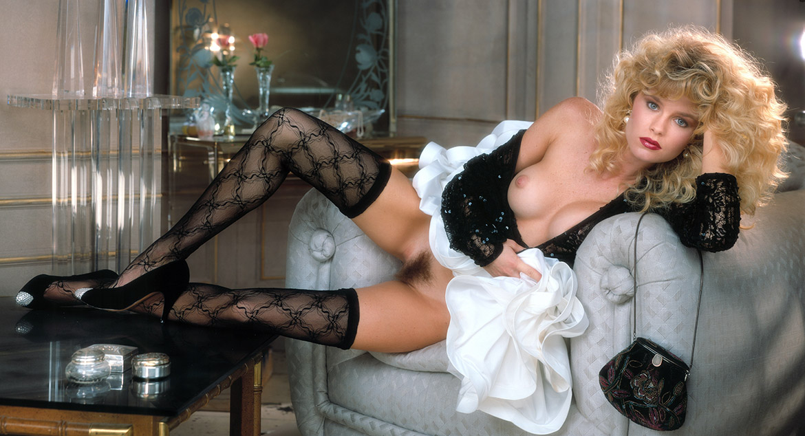 Melissa Evridge, Miss August 1990, Playboy Playmate