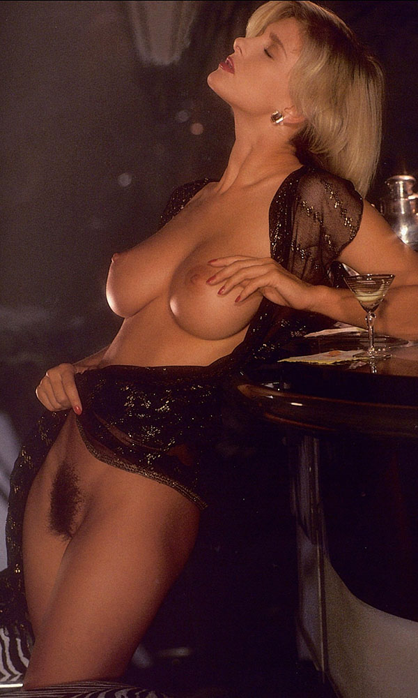 Peggy McIntaggart, Miss January 1990, Playboy Playmate