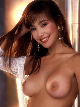 Cristy Thom, Miss February 1991, Playboy Playmate