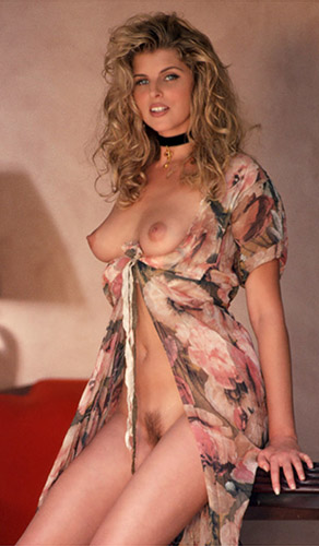 Arlene Baxter, Miss December 1993, Playboy Playmate