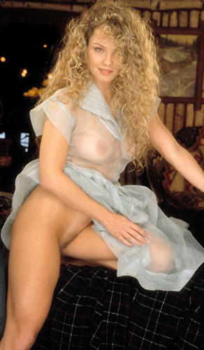 Nicole Wood, Miss April 1993, Playboy Playmate