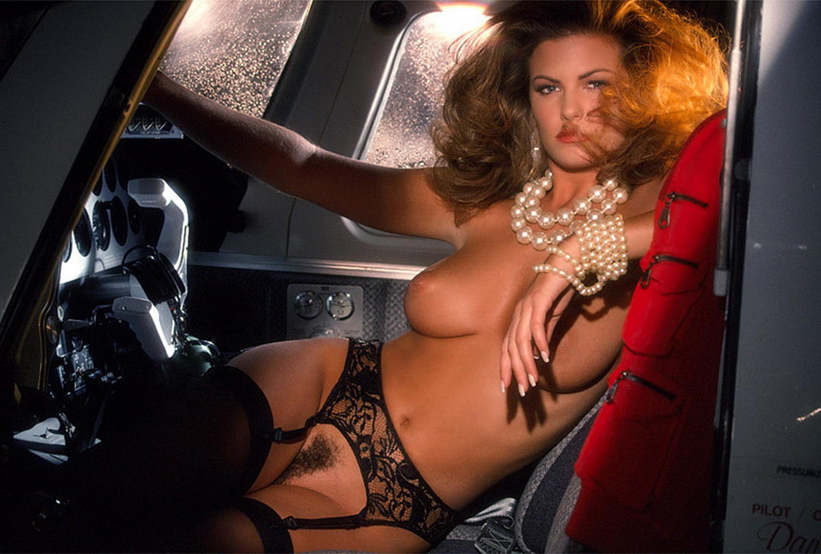 Becky DelosSantos, Miss April 1994, Playboy Playmate