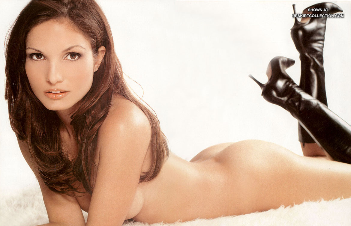Alicia Rickter, Miss October 1995, Playboy Playmate