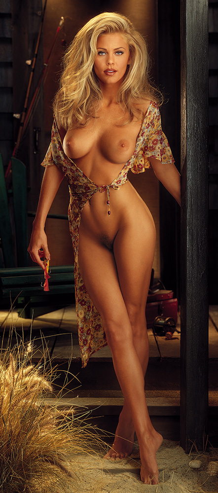 Heidi Mark, Miss July 1995, Playboy Playmate