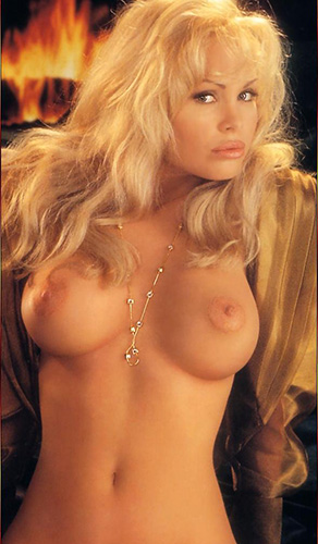 Melissa Holliday, Miss January 1995, Playboy Playmate