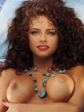 Stacy Sanches, Miss March 1995, Playboy Playmate