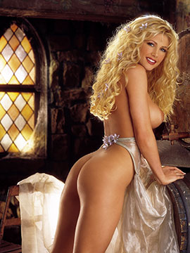Brande Nicole Roderick, Miss April 2000, Playboy Playmate