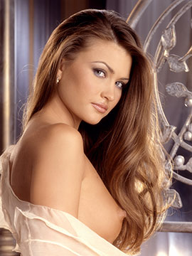 Lauren Michelle Hill, Miss February 2001, Playboy Playmate