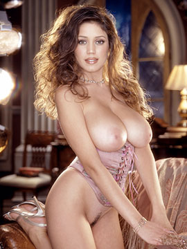 Miriam Gonzalez, Miss March 2001, Playboy Playmate