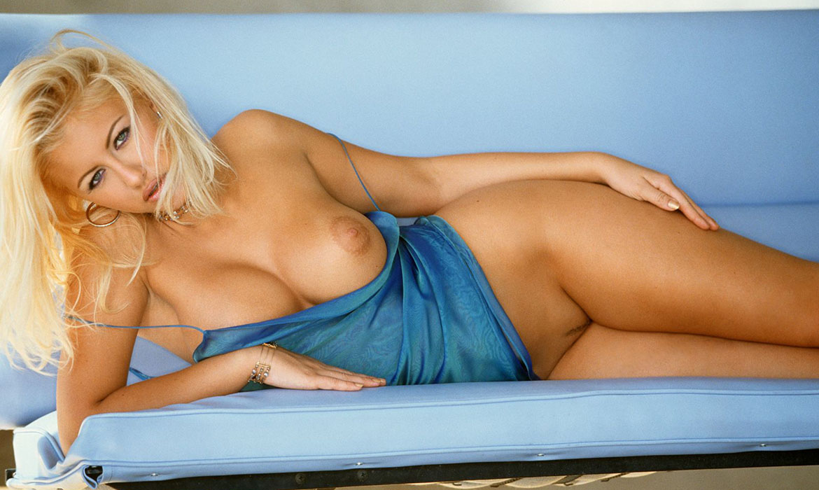 Anka Romensky, Miss February 2002, Playboy Playmate