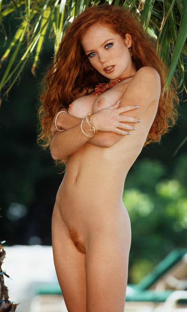 Heather Carolin, Miss April 2002, Playboy Playmate