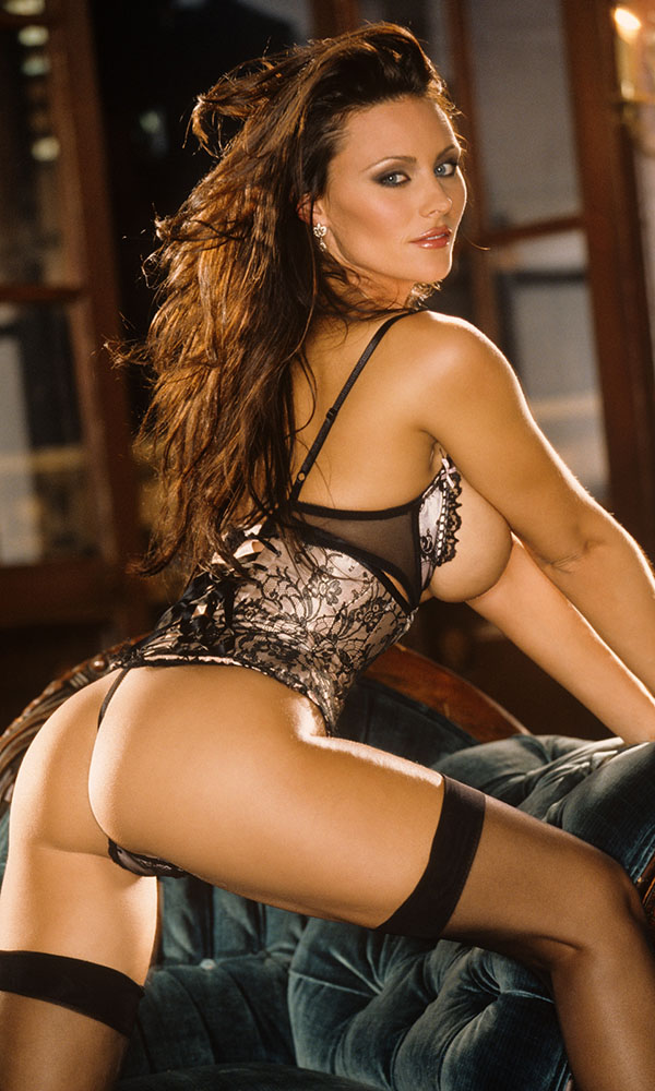 Aliya Wolf, Miss February 2004, Playboy Playmate