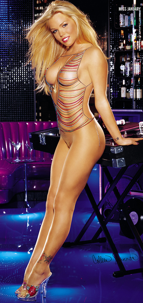 Colleen Shannon, Miss January 2004, Playboy Playmate