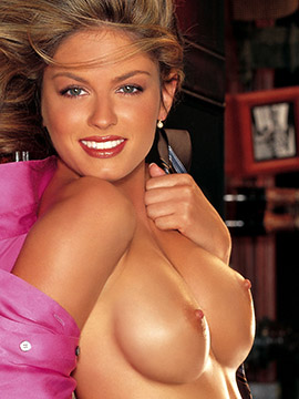 Sandra Hubby, Miss March 2004, Playboy Playmate