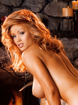 Christine Smith, Miss December 2005, Playboy Playmate