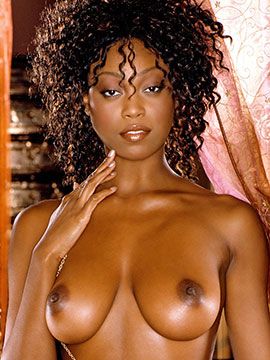 Qiana Chase, Miss July 2005, Playboy Playmate