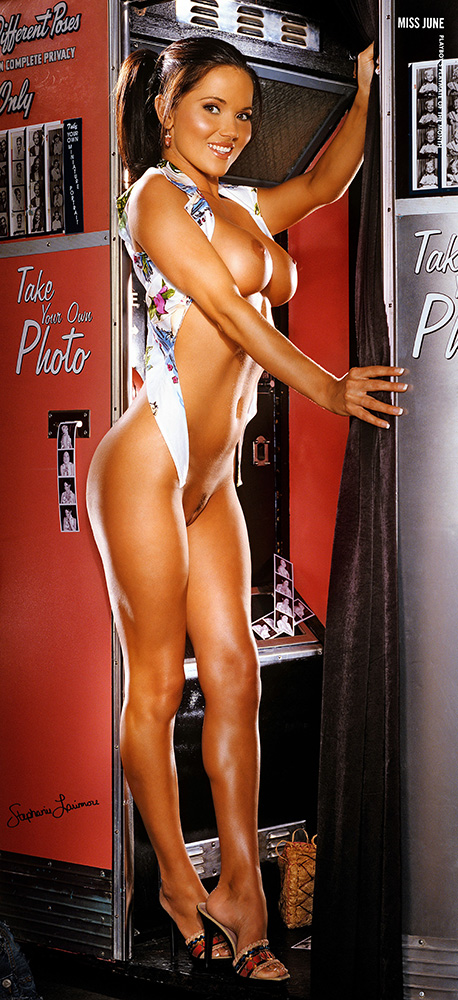 Stephanie Larimore, Miss June 2006, Playboy Playmate