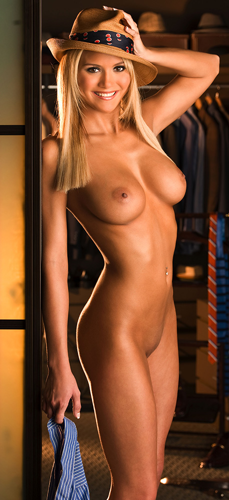 Lindsay Wagner, Miss November 2007, Playboy Playmate