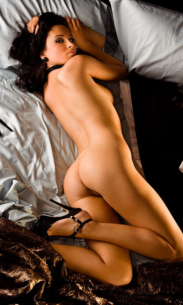 Dasha Astafieva, Miss January 2009, Playboy Playmate