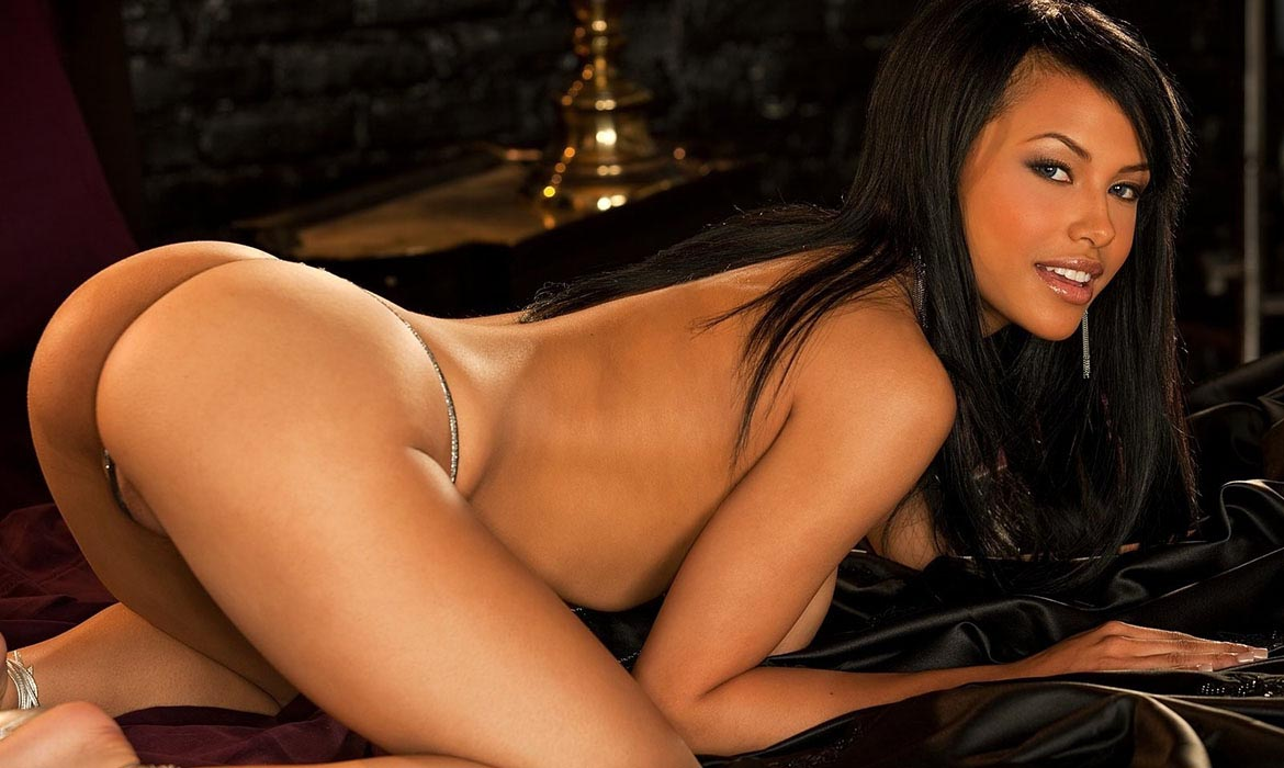 Kylie Johnson, Miss February 2011, Playboy Playmate