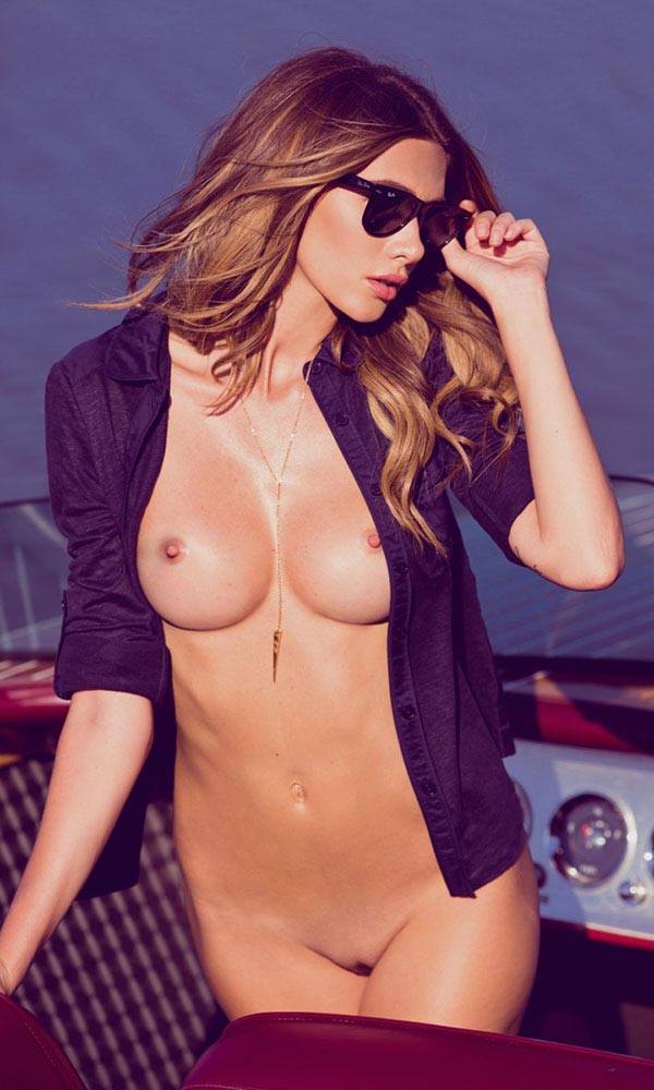 Maggie May, Miss August 2014, Playboy Playmate