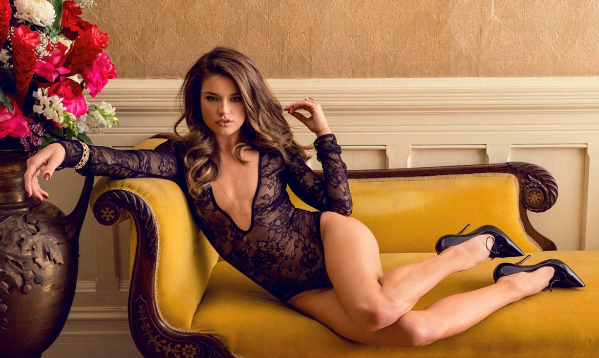 Brittany Brousseau, Miss May 2015, Playboy Playmate